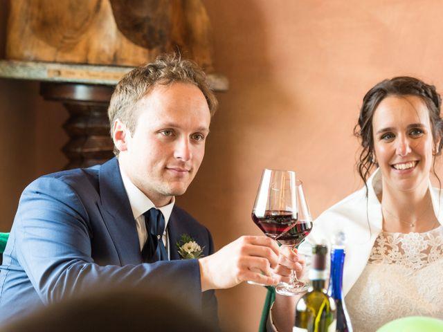 Il matrimonio di Andrea e Alice a Torgnon, Aosta 67