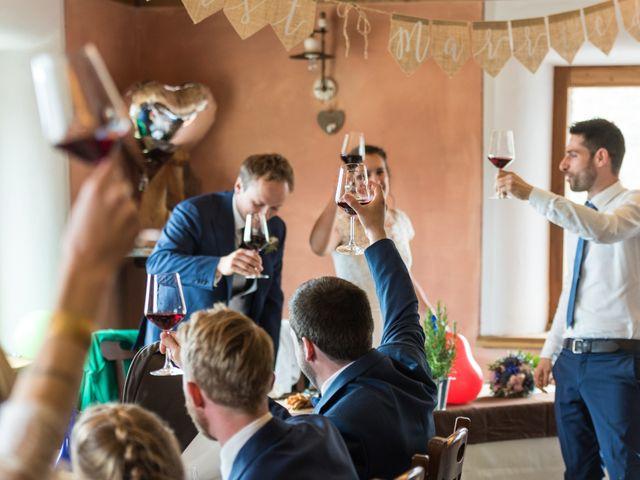 Il matrimonio di Andrea e Alice a Torgnon, Aosta 69