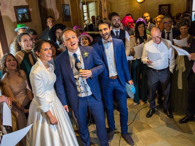 Il matrimonio di Andrea e Alice a Torgnon, Aosta 72