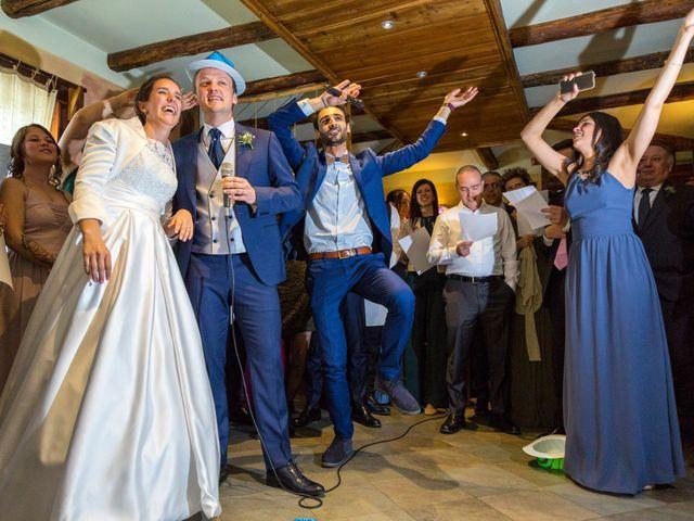 Il matrimonio di Andrea e Alice a Torgnon, Aosta 73