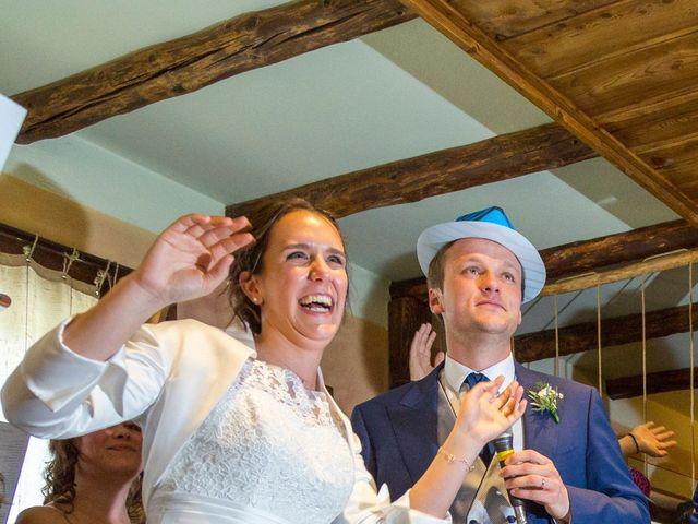 Il matrimonio di Andrea e Alice a Torgnon, Aosta 74