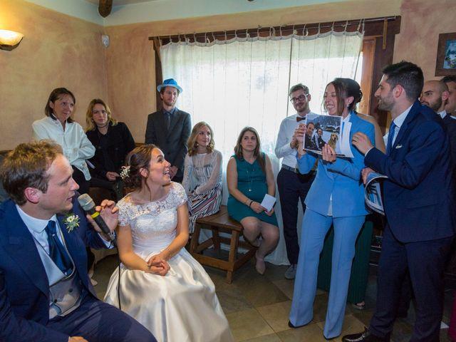 Il matrimonio di Andrea e Alice a Torgnon, Aosta 75