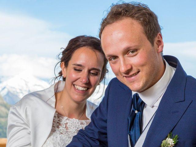 Il matrimonio di Andrea e Alice a Torgnon, Aosta 76