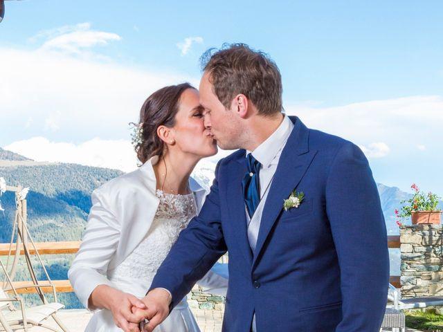 Il matrimonio di Andrea e Alice a Torgnon, Aosta 77