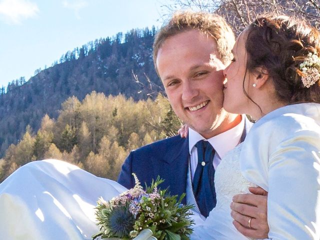 Il matrimonio di Andrea e Alice a Torgnon, Aosta 83