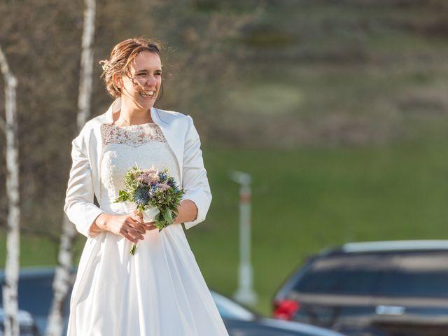 Il matrimonio di Andrea e Alice a Torgnon, Aosta 85