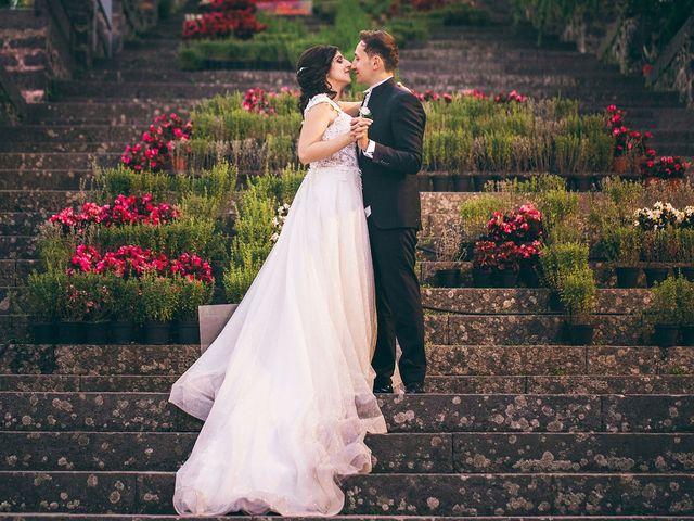 Le nozze di Antonella e Angelo