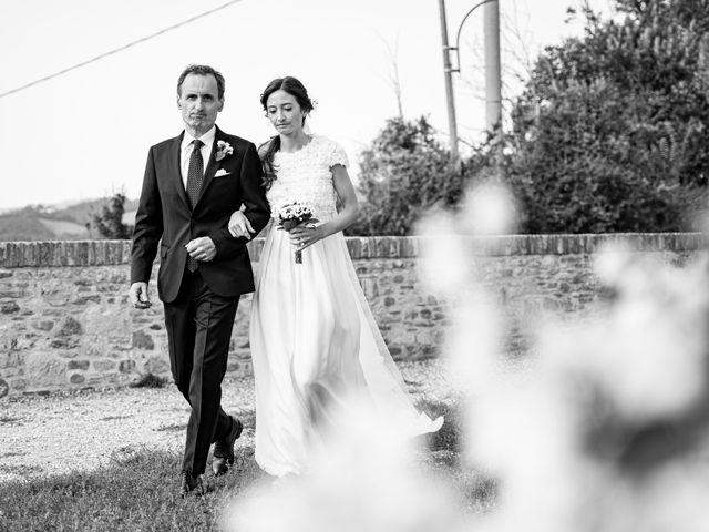 Il matrimonio di Andrea e Chiara a Castellarano, Reggio Emilia 10
