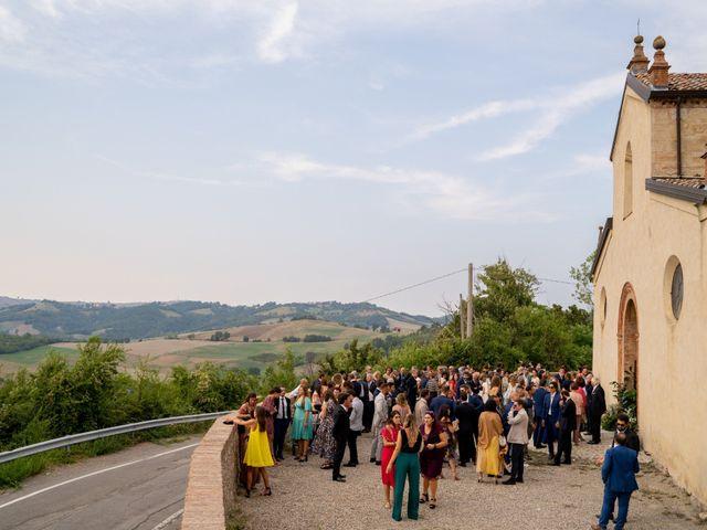 Il matrimonio di Andrea e Chiara a Castellarano, Reggio Emilia 20