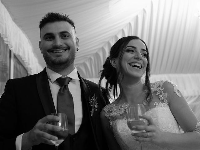 Le nozze di Carmen e Davide