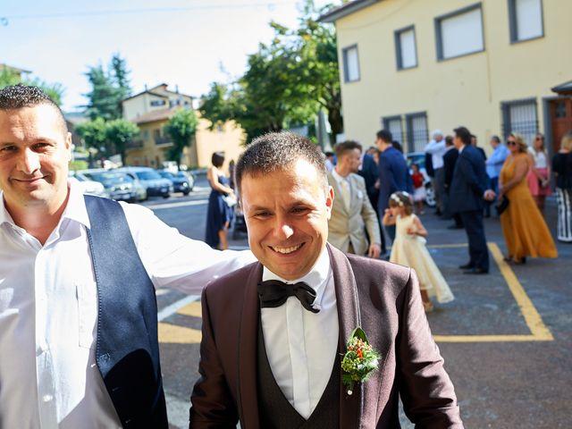 Il matrimonio di Daniele e Carlotta a Camugnano, Bologna 30