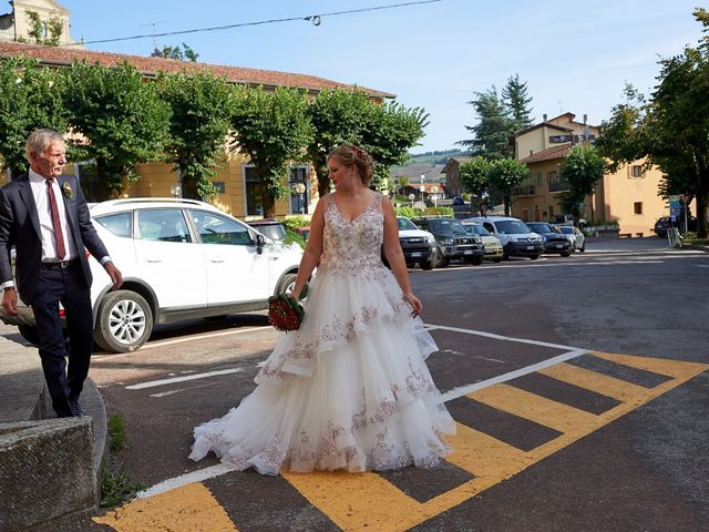 Il matrimonio di Daniele e Carlotta a Camugnano, Bologna 43