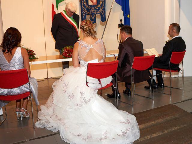 Il matrimonio di Daniele e Carlotta a Camugnano, Bologna 45