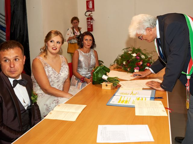Il matrimonio di Daniele e Carlotta a Camugnano, Bologna 50