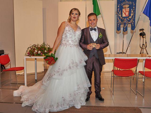 Il matrimonio di Daniele e Carlotta a Camugnano, Bologna 53