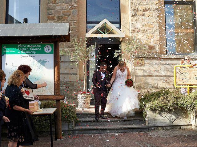 Il matrimonio di Daniele e Carlotta a Camugnano, Bologna 54