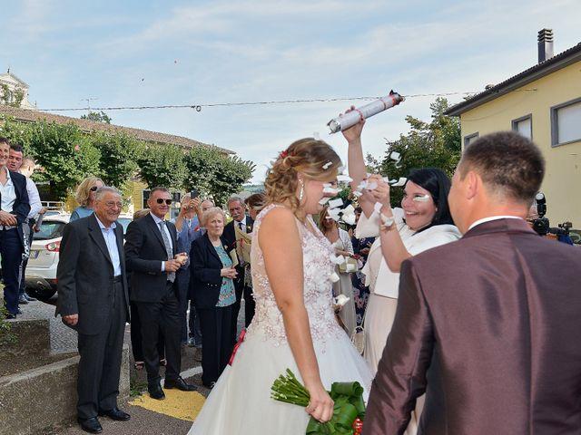 Il matrimonio di Daniele e Carlotta a Camugnano, Bologna 55