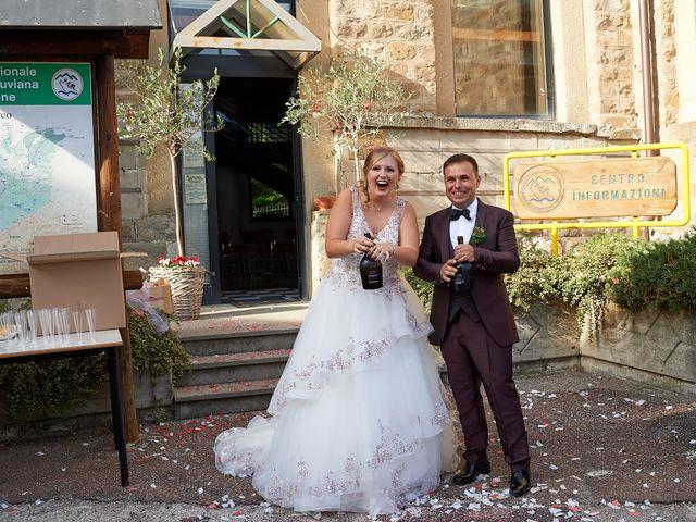 Il matrimonio di Daniele e Carlotta a Camugnano, Bologna 59