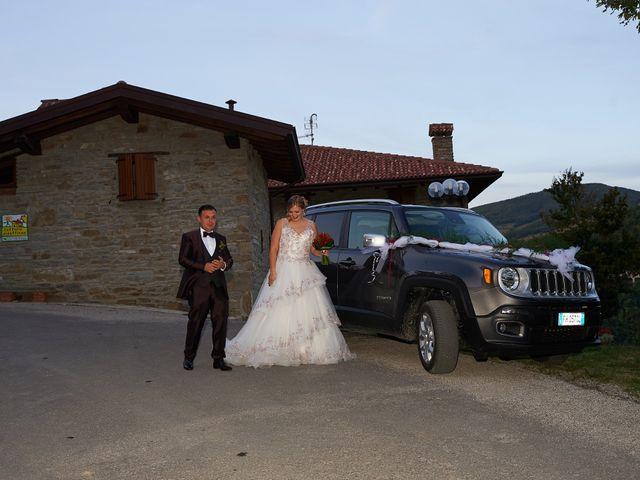 Il matrimonio di Daniele e Carlotta a Camugnano, Bologna 74