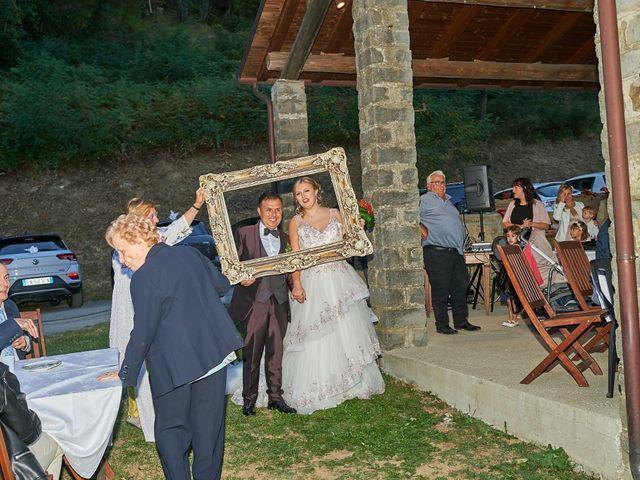 Il matrimonio di Daniele e Carlotta a Camugnano, Bologna 75