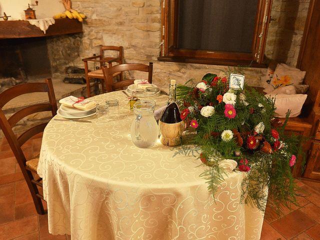 Il matrimonio di Daniele e Carlotta a Camugnano, Bologna 79