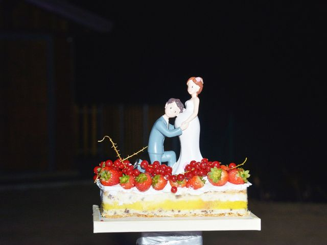 Il matrimonio di Daniele e Carlotta a Camugnano, Bologna 93