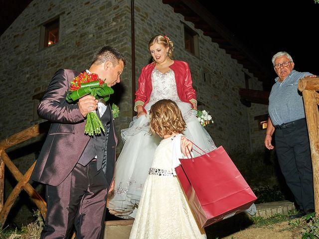 Il matrimonio di Daniele e Carlotta a Camugnano, Bologna 94