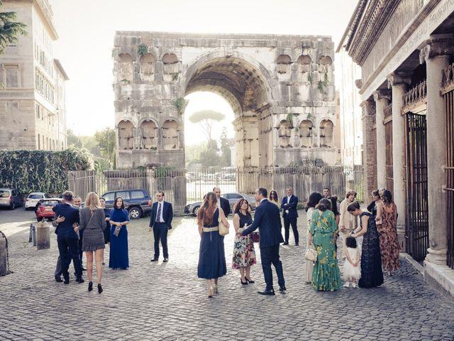 Il matrimonio di Giorgio e Angela a Roma, Roma 1