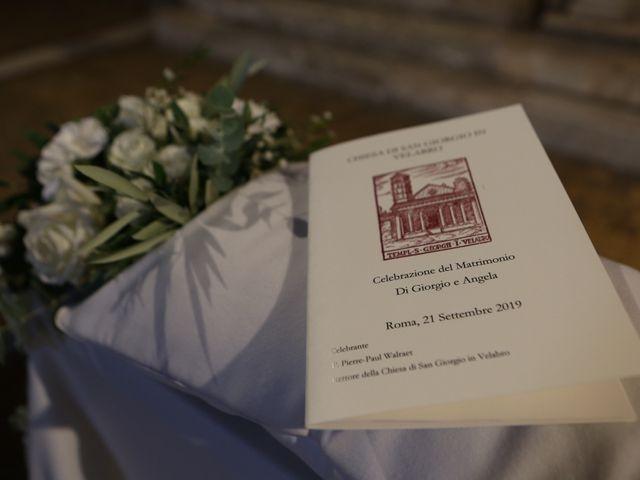 Il matrimonio di Giorgio e Angela a Roma, Roma 3