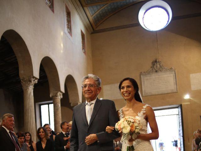 Il matrimonio di Giorgio e Angela a Roma, Roma 11