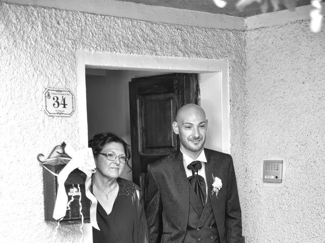 Il matrimonio di Alessandro e Arianna a Gualdo Tadino, Perugia 5