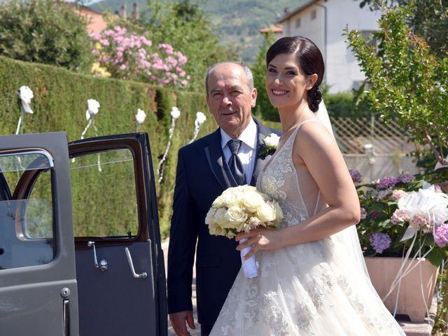 Il matrimonio di Alessandro e Arianna a Gualdo Tadino, Perugia 22
