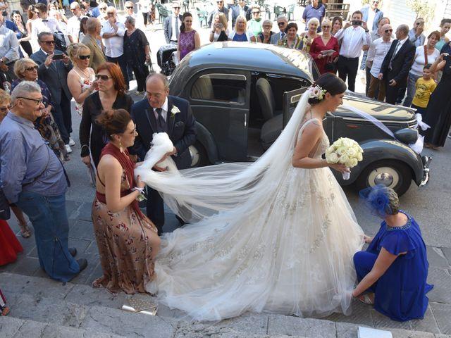 Il matrimonio di Alessandro e Arianna a Gualdo Tadino, Perugia 24