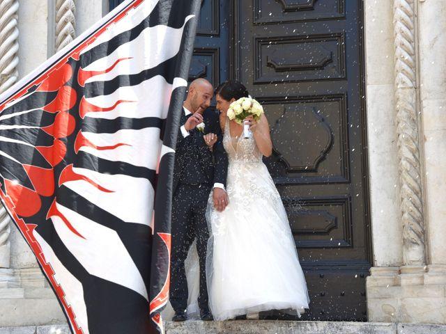 Il matrimonio di Alessandro e Arianna a Gualdo Tadino, Perugia 30