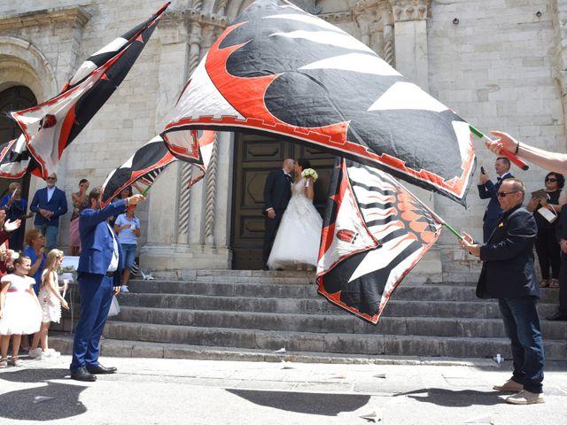 Il matrimonio di Alessandro e Arianna a Gualdo Tadino, Perugia 31
