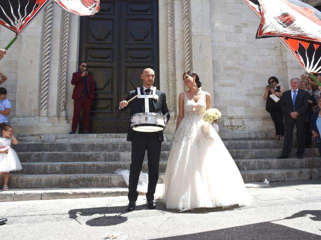 Il matrimonio di Alessandro e Arianna a Gualdo Tadino, Perugia 32