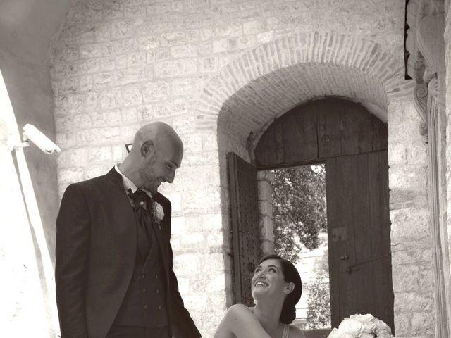 Il matrimonio di Alessandro e Arianna a Gualdo Tadino, Perugia 35