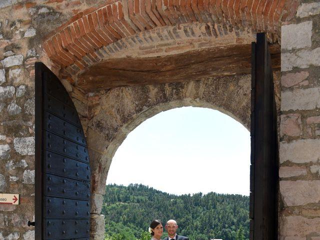 Il matrimonio di Alessandro e Arianna a Gualdo Tadino, Perugia 37