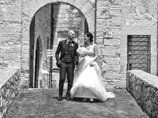 Il matrimonio di Alessandro e Arianna a Gualdo Tadino, Perugia 38