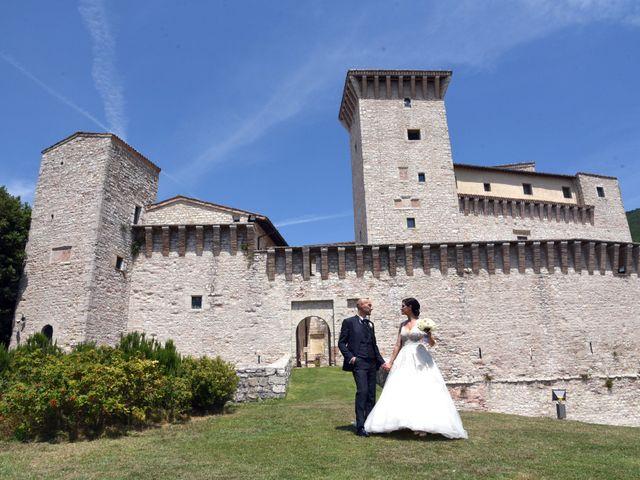 Il matrimonio di Alessandro e Arianna a Gualdo Tadino, Perugia 39