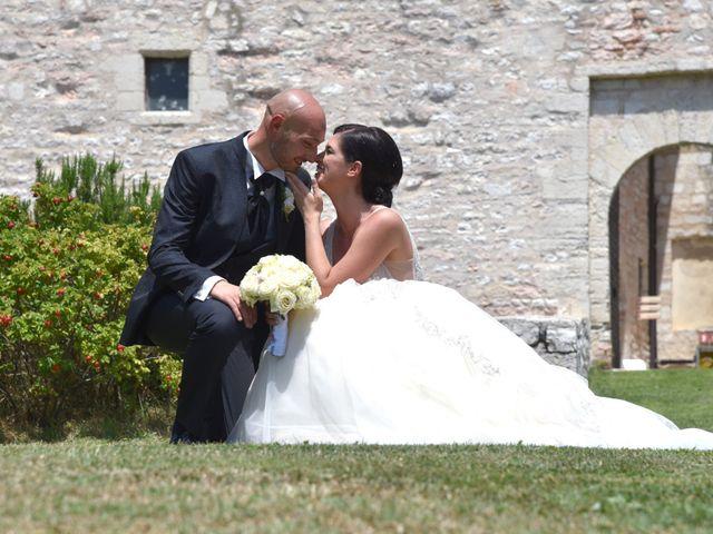 Il matrimonio di Alessandro e Arianna a Gualdo Tadino, Perugia 40