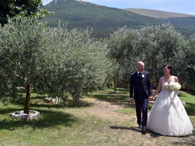 Il matrimonio di Alessandro e Arianna a Gualdo Tadino, Perugia 41