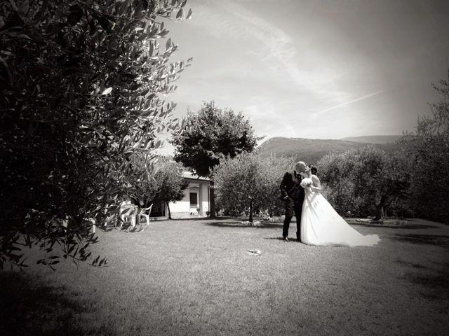 Il matrimonio di Alessandro e Arianna a Gualdo Tadino, Perugia 42