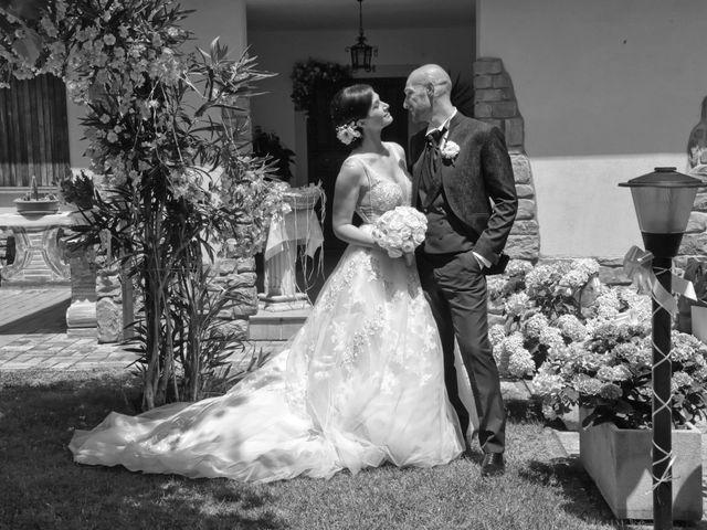 Il matrimonio di Alessandro e Arianna a Gualdo Tadino, Perugia 43