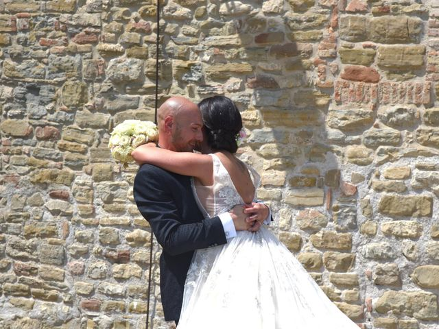Il matrimonio di Alessandro e Arianna a Gualdo Tadino, Perugia 45