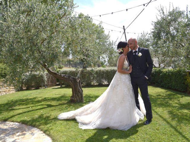 Il matrimonio di Alessandro e Arianna a Gualdo Tadino, Perugia 49