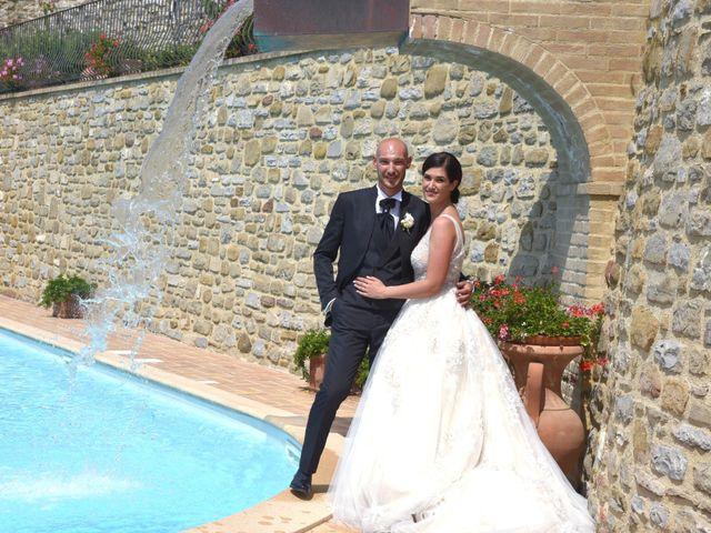 Il matrimonio di Alessandro e Arianna a Gualdo Tadino, Perugia 50