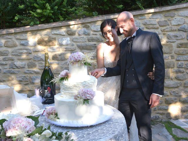 Il matrimonio di Alessandro e Arianna a Gualdo Tadino, Perugia 53
