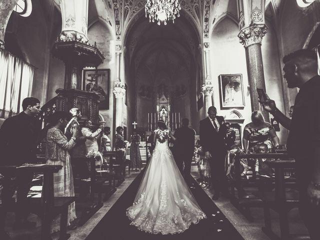 Il matrimonio di Roman e Elisabetta a Stresa, Verbania 16