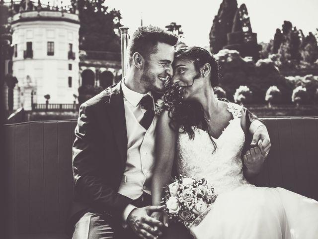 Il matrimonio di Roman e Elisabetta a Stresa, Verbania 24